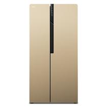 康佳 BCD-430WEGX5S 风冷无霜 电脑温控 节能保鲜 对开门冰箱 (金色)产品图片主图
