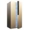 康佳 BCD-430WEGX5S 风冷无霜 电脑温控 节能保鲜 对开门冰箱 (金色)产品图片3