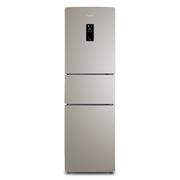 帝度 BCD-235WTE 235升 风冷无霜三门冰箱 电脑控温 宽幅变温室 节能保鲜(浅咖金)