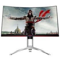 AOC 爱攻II AG322QCX 31.5英寸 2K高清 144hz 1800R 大屏曲面全接口游戏电竞升降显示器产品图片主图
