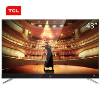 TCL 43C2 43英寸 RGB真4K超高清 64位34核智能电视(黑色)产品图片主图