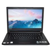 联想 扬天V110 14英寸笔记本(E2-9010 4G 500G 集成显卡 win10)黑