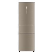 松下 NR-C320WG-N 318升 变频风冷三门冰箱 高效节能 快速冷冻 除异味净化 自由变温室