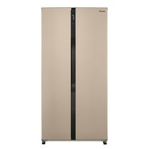 松下 NR-EW57SD1-N 570升 磨砂金  变频风冷无霜 对开门冰箱 双循环制冷系统 银离子抗菌产品图片主图