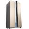 松下 NR-EW57SD1-N 570升 磨砂金  变频风冷无霜 对开门冰箱 双循环制冷系统 银离子抗菌产品图片3