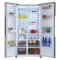 松下 NR-EW57SD1-N 570升 磨砂金  变频风冷无霜 对开门冰箱 双循环制冷系统 银离子抗菌产品图片4