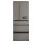 松下 NR-EE50TP1-S 498升 酷雅银 风冷无霜多门冰箱 节能导航 全开式抽屉设计产品图片1