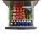 松下 NR-EE50TP1-S 498升 酷雅银 风冷无霜多门冰箱 节能导航 全开式抽屉设计产品图片4