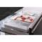 松下 NR-EW61TX1-M 618升 无边框镜面玻璃 大容量多门冰箱 玛瑙黑 臻材室设计 智能wifi控制产品图片4