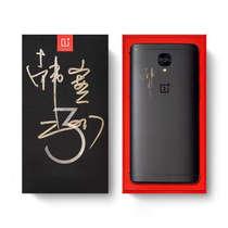 一加 手机3T (A3010) 6GB+128GB 星辰黑韩寒签名机 全网通 双卡双待 移动联通电信4G手机产品图片主图