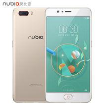 努比亚 M2 4GB+64GB 香槟金 移动联通电信4G手机 双卡双待产品图片主图