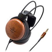 铁三角 ATH-W1000Z木制动圈耳机