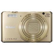 尼康 COOLPIX S7000 数码相机 金色