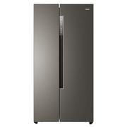 海尔 BCD-630WDPGU1 630升变频风冷对开门冰箱 干湿分储 冷藏四档变温T-ABT杀菌 智能WIF操控凯岩灰