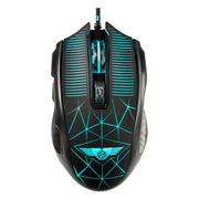 新贵 猎鲨豹7000II 有线澳门金沙在线娱乐平台鼠标 黑色