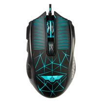 新贵 猎鲨豹7000II 有线游戏鼠标 黑色产品图片主图