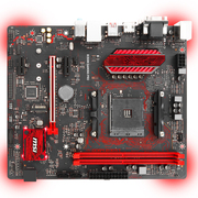微星 B350M GAMING PRO主板(AMD B350/Socket AM4)