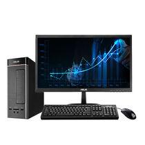 华硕 灵睿K20台式电脑(奔腾G4560 4GB 500GB 10L小机箱)21.5英寸产品图片主图
