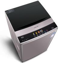 TCL XQBM85-302L 8.5公斤 免污式全自动波轮洗衣机 蓝光杀菌(皓月银)产品图片主图