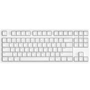 Ikbc c87 樱桃轴机械键盘 87键原厂Cherry轴 白色 银轴