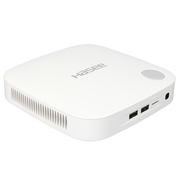 神舟 mini PC2 D2 台式迷你办公电脑主机 (四核J3160 4G 500G HD核芯显卡 千兆网卡 WIFI无线)