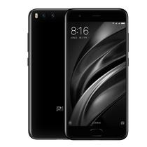 小米 6 全网通 6GB+128GB 亮黑色 移动联通电信4G手机 双卡双待产品图片主图