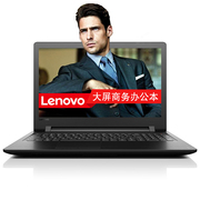 联想 扬天V110-15 15.6英寸笔记本(i5-6200U 4G 500G 2G 无光驱 win10 黑色)