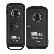 品色 T8-N3 快门线佳能无线定时单反照相机快门遥控器 5D3 50D 40D 30D 6D 7D 等适用