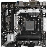 华擎 AB350M PRO4主板(AMD B350/AM4 Socket)