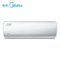 美的 KFR-26GW/WCEN8A1@ 大1匹 空调挂机 冷暖 变频 超一级能效 壁挂式空调产品图片主图