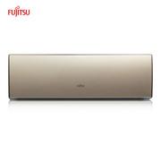 富士通 正1.5匹二级能效全直流变频 节能 冷暖 家用空调挂机ASQG12LUCB-N(金色)