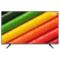 KKTV U49J 49英寸4K超高清18核HDR 平板液晶智能电视机(黑色)产品图片1