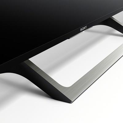 索尼 KD-75X8566E 75英寸4K HDR 特丽魅彩 安卓6.0智能液晶电视(黑色)产品图片2