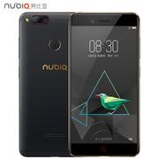 努比亚 Z17mini 4GB+64GB 黑金色 移动联通电信4G手机 双卡双待