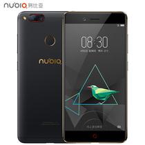 努比亚 Z17mini 4GB+64GB 黑金色 移动联通电信4G手机 双卡双待产品图片主图