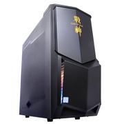 神舟 战神K5-P50Ti D2 台式游戏电脑主机 (B150 i5-7500 8GDDR4 256GSSD GTX1050Ti 4GGDDR5)