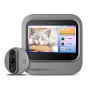 移康智能(eques) 看家宝 智能猫眼门铃可视 电子猫眼 wifi通话对讲 猫眼摄像头