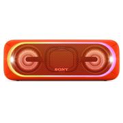索尼 SRS-XB40 重低音无线蓝牙音箱 IPX5防水设计便携迷你音响 红色