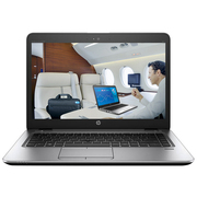 惠普 EliteBook 848 G4 14英寸商务轻薄笔记本电脑(i7-7500U 8G 128G SSD+1T FHD Win10)银色