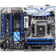 梅捷 SY-GAMING B350 主板(AMD B350/Socket AM4)