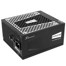 海韵 钛金牌850W PRIME 850 电源(80PLUS钛金牌/全模组/静音/支持无风扇停转模式)产品图片主图