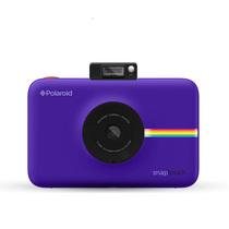 宝丽来 Snap Touch 拍立得相机 紫色 (1300万 1080P 3.5英寸触屏 预览打印 手机蓝牙 可编辑)产品图片主图