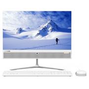 联想 AIO 510致美一体机台式电脑21.5英寸(G4560T 4G 1T 集成显卡 WIFI 蓝牙 Win10 )白