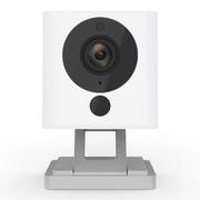 小米 米家(JIA)小方智能摄像机 红外夜视 组合玩法 延时摄影 手机直连 移动电源供电