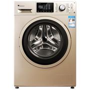 小天鹅 TG80V80WDG 8公斤变频滚筒洗衣机 智能APP控制 BLDC变频电机 纤薄机身 时尚香槟金