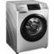 三洋 WF80BHIS565S 8公斤洗烘一体变频滚筒洗衣机 WiFi云洗 中途添衣(哑光银)产品图片3