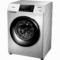 三洋 WF80BHIS565S 8公斤洗烘一体变频滚筒洗衣机 WiFi云洗 中途添衣(哑光银)产品图片4