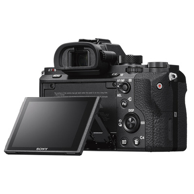 索尼 ILCE-7RM2 全画幅微单套机 4240万有效像素 蔡司SEL2470Z镜头 黑色产品图片3