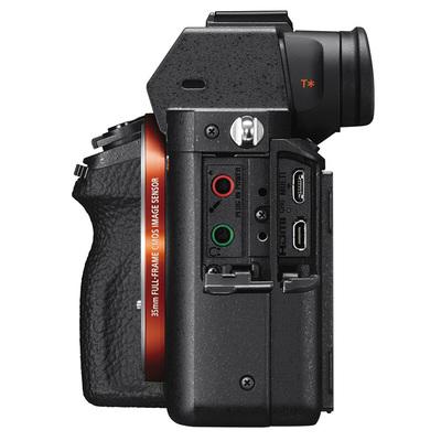索尼 ILCE-7RM2 全画幅微单套机 4240万有效像素 蔡司SEL2470Z镜头 黑色产品图片4