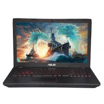 华硕  飞行堡垒尊享版二代FX53VD 15.6英寸游戏笔记本电脑(i5-7300HQ 8G 1T+128GB SSD GTX1050 4G独显)产品图片主图